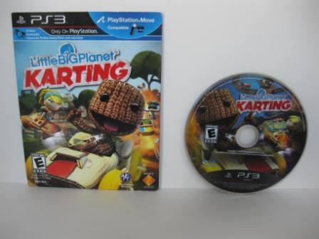LittleBigPlanet Karting - PS3 Game